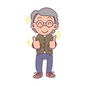 Ever-changing old man messages sticker-11
