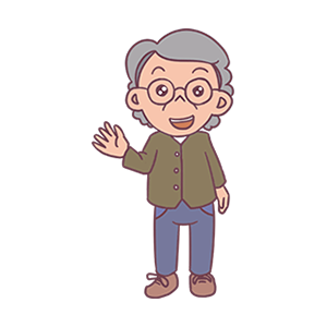 Ever-changing old man messages sticker-5