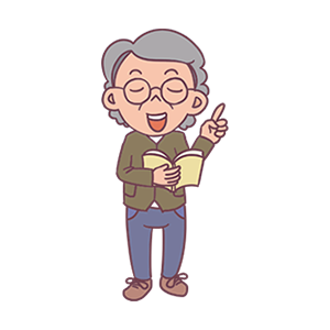 Ever-changing old man messages sticker-7