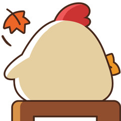 帕帕鸡 messages sticker-5