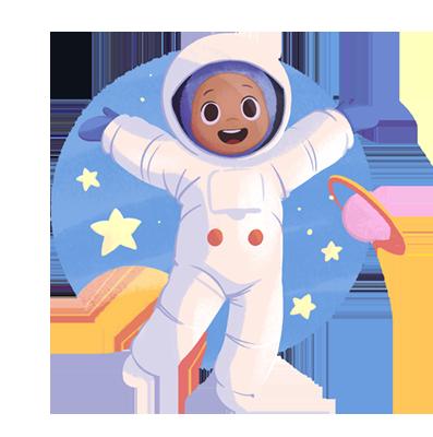 Wonder Bunch Emojis messages sticker-10