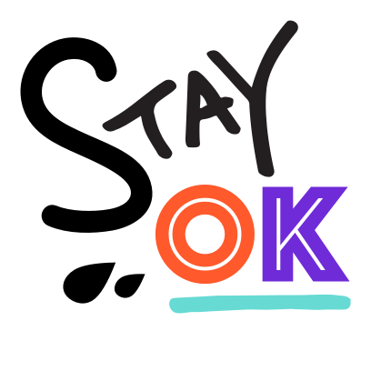 Stay OK Stickers messages sticker-3