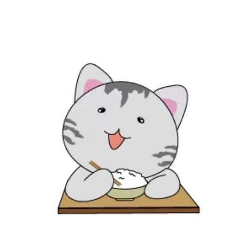 天空之猫Emoji messages sticker-4