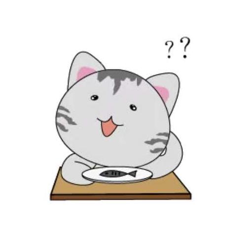 天空之猫Emoji messages sticker-0