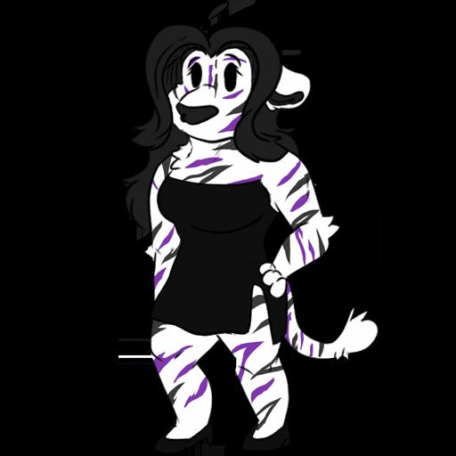 Tigress Prue Stickers messages sticker-10