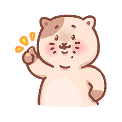 fattycats messages sticker-1