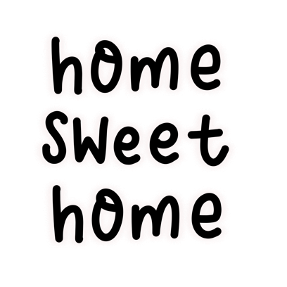 Stay Home Stickers messages sticker-7