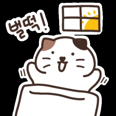 우리집 햄냥이 쨈쀼 messages sticker-8