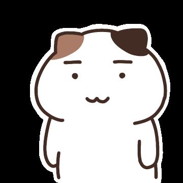 우리집 햄냥이 쨈쀼 messages sticker-5