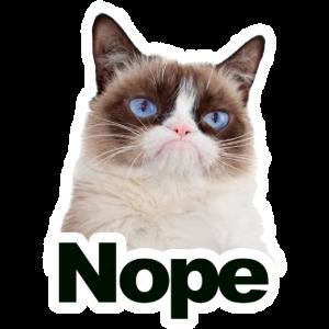 凶八啊欧猫 messages sticker-1