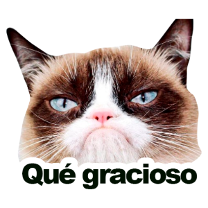 凶八啊欧猫 messages sticker-0