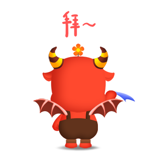 小仙趣味聊天贴纸 messages sticker-9