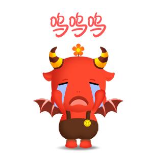小仙趣味聊天贴纸 messages sticker-1