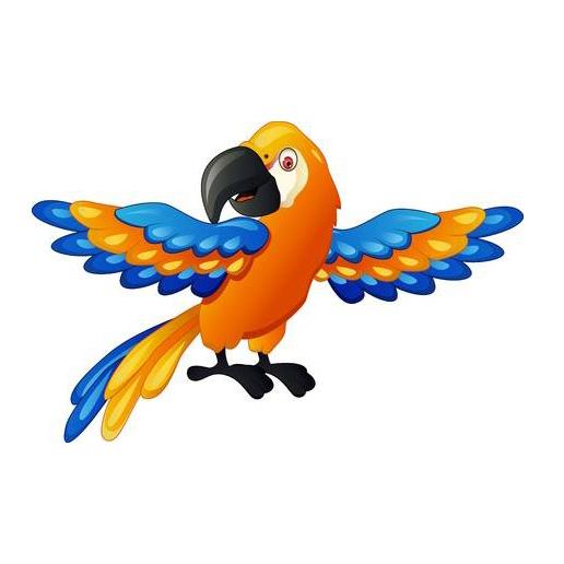 Fast Bird - Emoji messages sticker-1