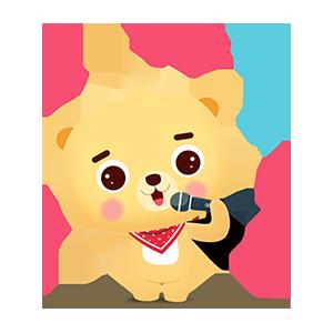 熊熊三消乐 messages sticker-5