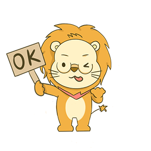 Cute Little Lion messages sticker-7