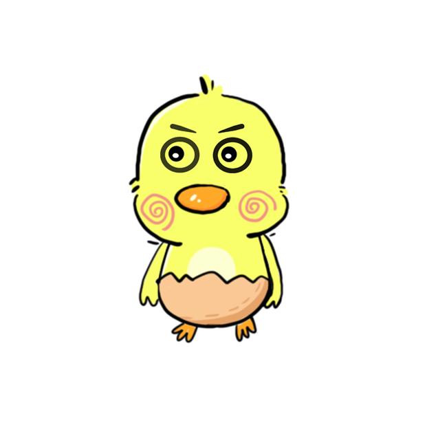CW chicken world messages sticker-11