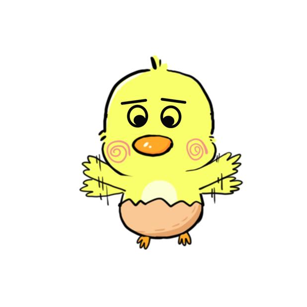 CW chicken world messages sticker-8