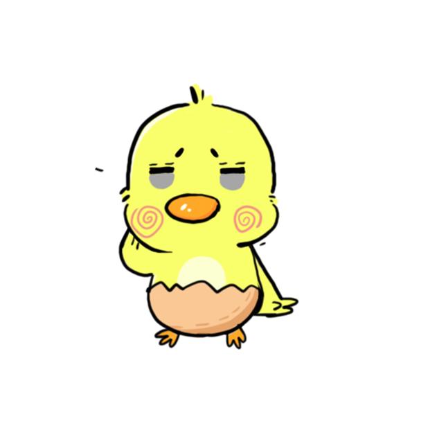 CW chicken world messages sticker-6