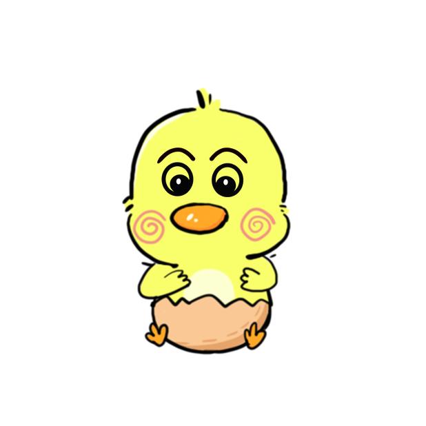 CW chicken world messages sticker-10