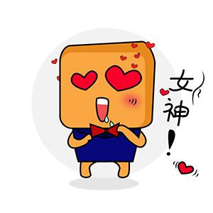 萌萌哒小方 messages sticker-11