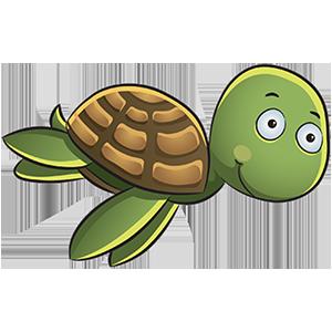 turtle sticker messages sticker-0