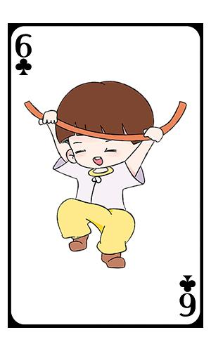 Card boy messages sticker-9