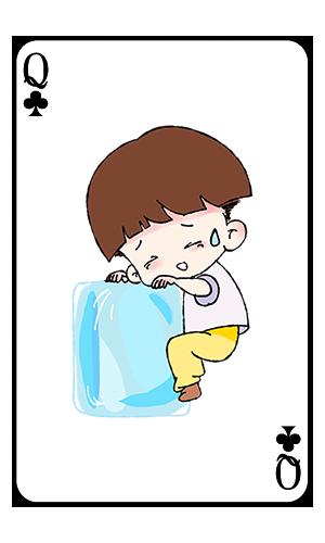 Card boy messages sticker-7