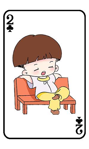 Card boy messages sticker-6