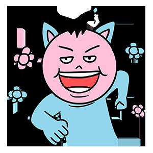 BlueCat爱算数 messages sticker-11