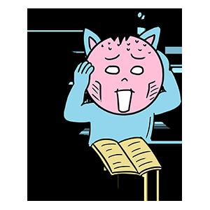 BlueCat爱算数 messages sticker-5