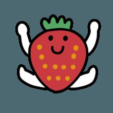 草莓小子 messages sticker-2