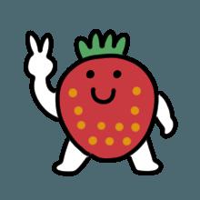 草莓小子 messages sticker-3