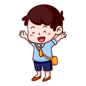 小学生贴纸 messages sticker-6