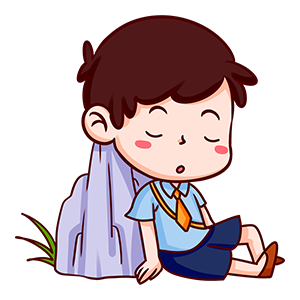 小学生贴纸 messages sticker-5