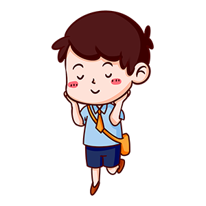 小学生贴纸 messages sticker-4