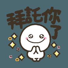 呆萌哇伊 messages sticker-8