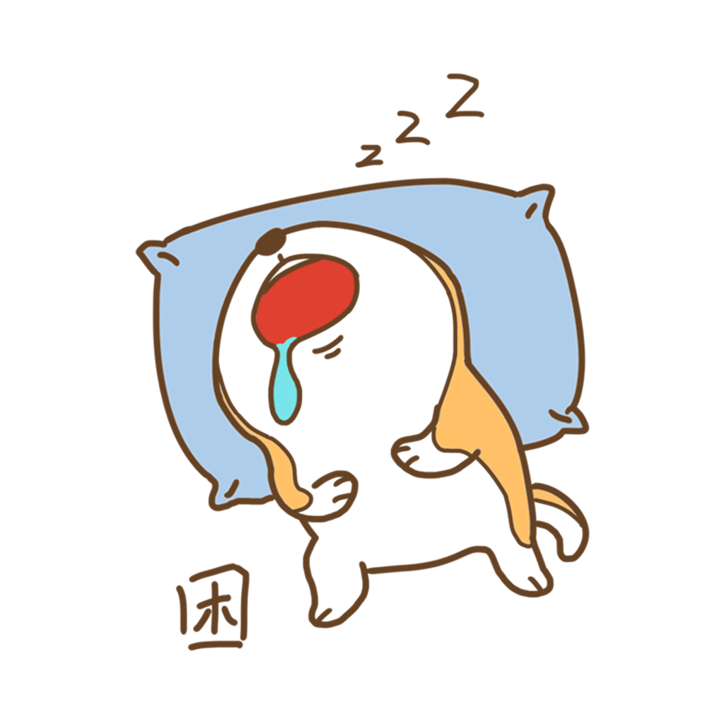 有只柴犬叫菠萝 messages sticker-10