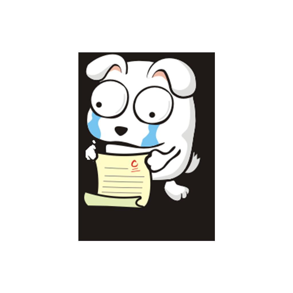 兔子凹凹 messages sticker-6