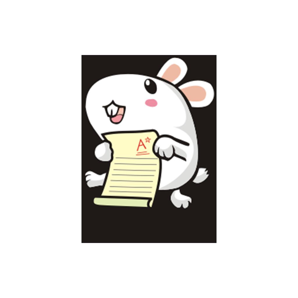 兔子凹凹 messages sticker-7