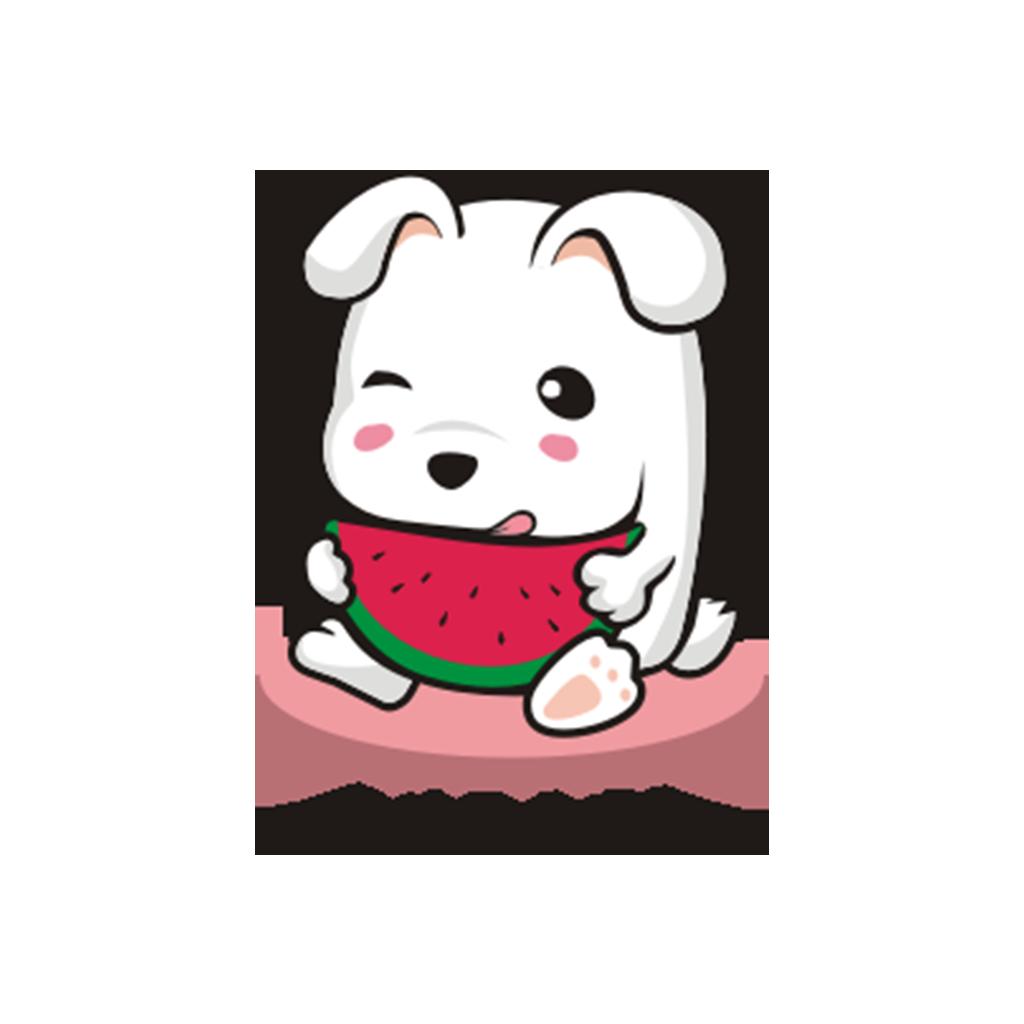兔子凹凹 messages sticker-5