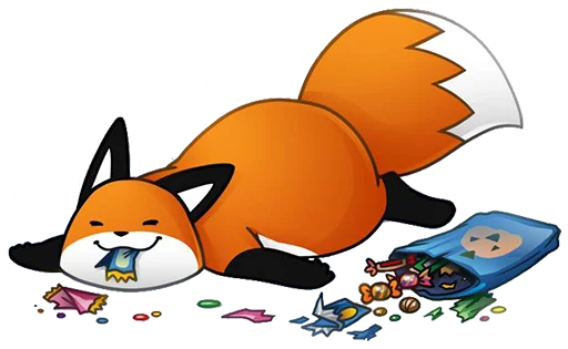 StupidFox messages sticker-3