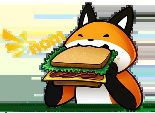 StupidFox messages sticker-2