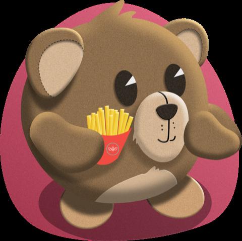 LittleTeddy messages sticker-5