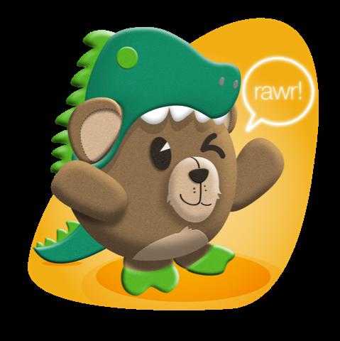 LittleTeddy messages sticker-0