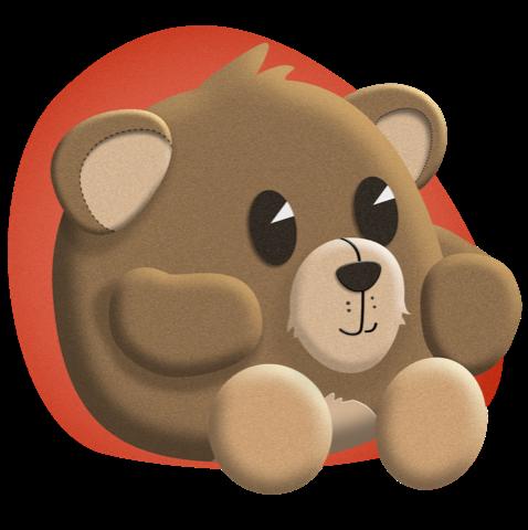 LittleTeddy messages sticker-4