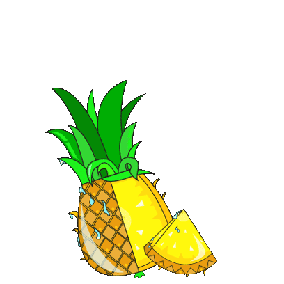 Juissi going Bananas Stickers messages sticker-4