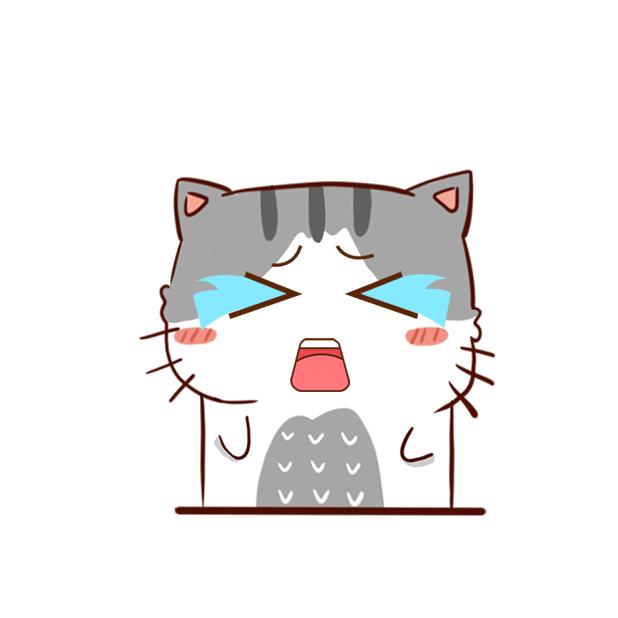 Hui Hui Cat messages sticker-10