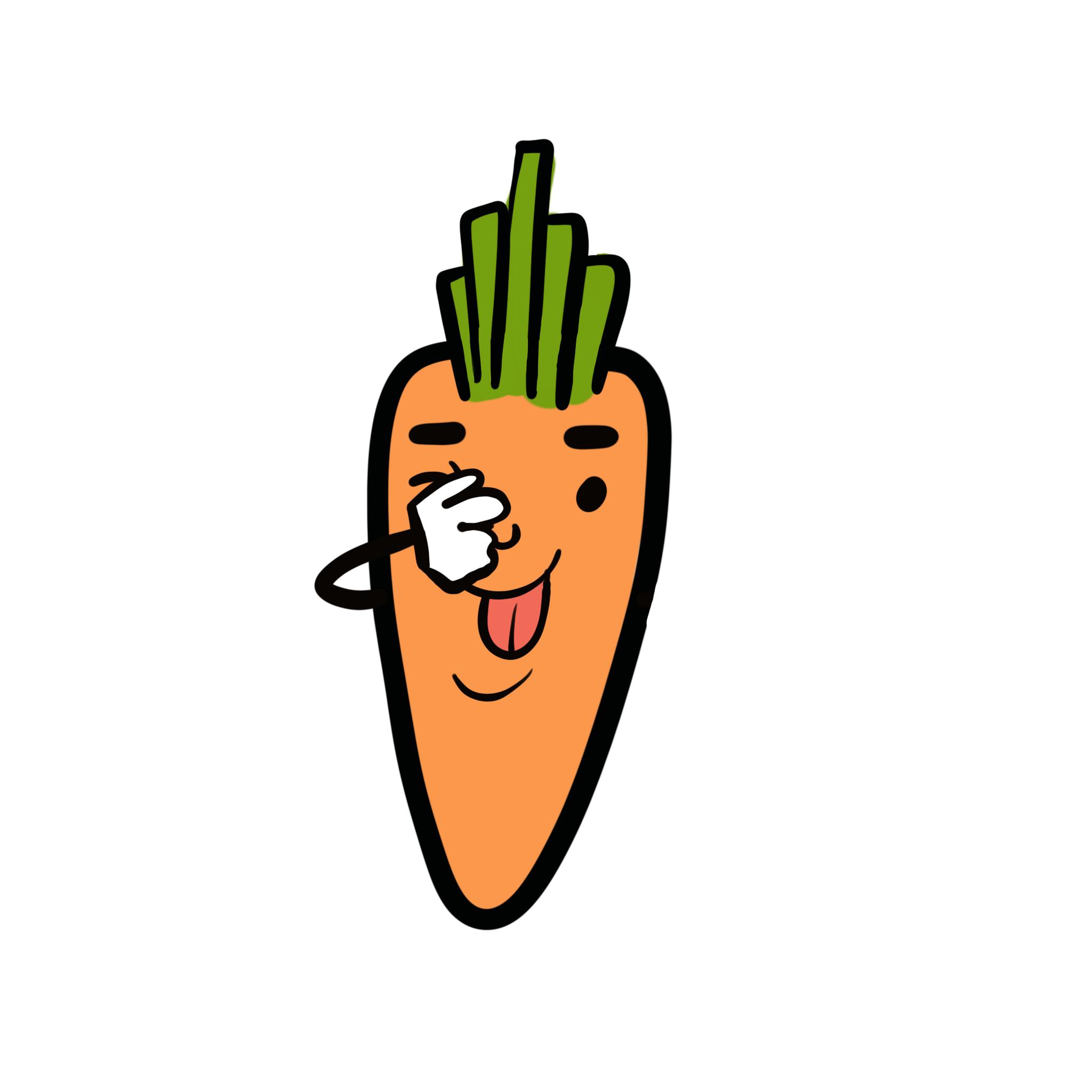 Veggies Stickers.NhiH messages sticker-10