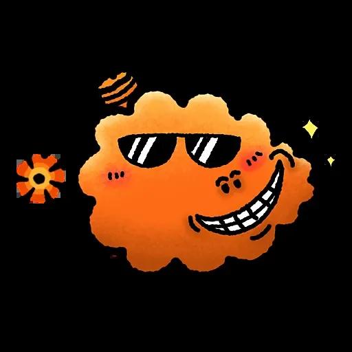 超级天气大魔王 messages sticker-8